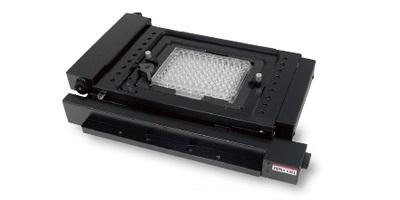 倒立型顕微鏡用XY軸ステージシステム /BIOS-WELL