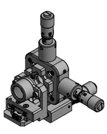 Cage用マイクロ式ホルダー (16mm)