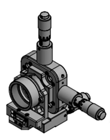 Cage用マイクロ式ホルダー (32mm)